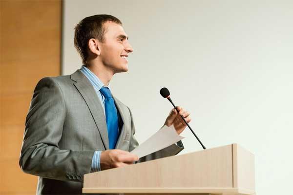 Como elaborar un discurso